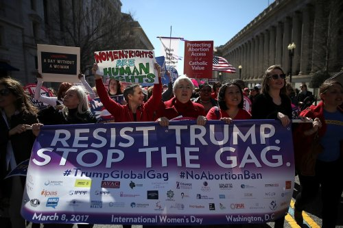 The Fight To Kill The Global Gag Rule Forever May Have Gotten A Boost From Trump