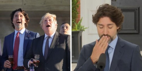 9 Hilariously Awkward Justin Trudeau Moments You May Have Missed