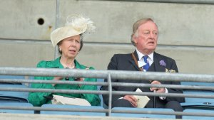 Princess Anne Reunites With an Ex on Day Two of Royal Ascot