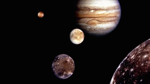 Why Does Jupiter Have 79 Moons When Earth Just Has One?