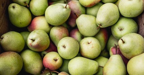 Health and Nutrition Benefits of Pears