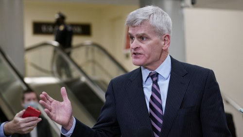 Republican Sen. Cassidy Warns GOP Against 'Idolizing' Donald Trump