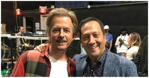 THE TRUTH ABOUT DAVID SPADE AND ROB SCHNEIDER'S FALLING OUT
