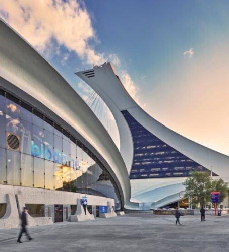 Glorious Quebec Architecture