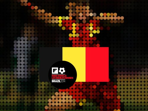 Belgium: World Cup 2014 cover image