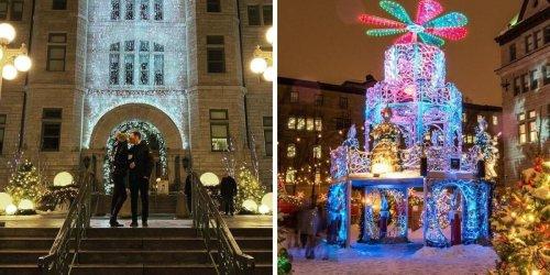Ce marché de Noël complètement enchanteur débarque bientôt à Québec