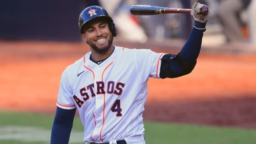 Report: George Springer Agrees to 6 Year, $150M Deal with Blue Jays