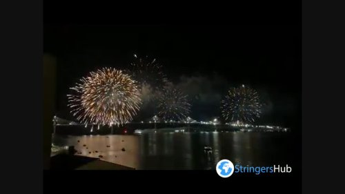 Croatia Celebrates Joining of Peljesac Bridge