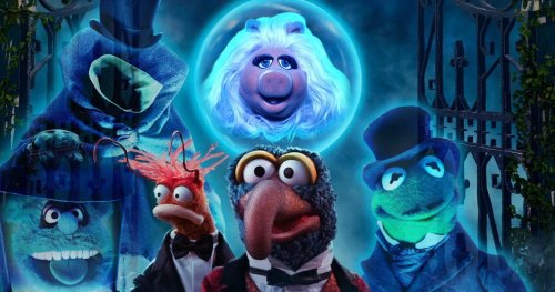 Muppets Haunted Mansion Trailer Is Here, Coming to Disney+ This Halloween