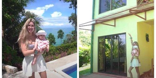 Élisabeth Rioux dévoile son appartement actuel au Costa Rica