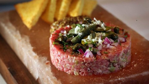 Yes, Steak Tartare Is Safe to Eat — Plus More Drool-worthy Stories on Steak