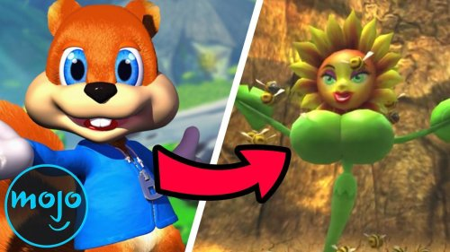 Top 10 Video Games That Tricked Parents