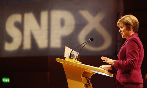 SNP poised to become one of UK's largest political parties
