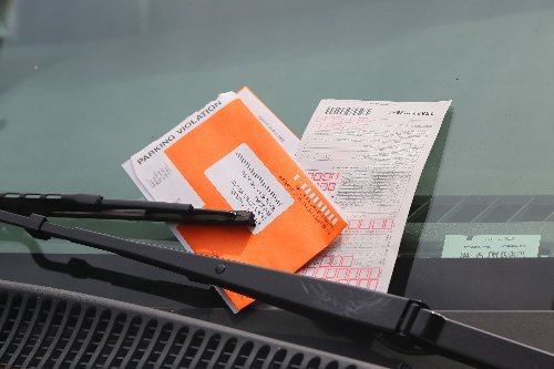 How to (Maybe) Get Out of a Parking Ticket