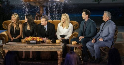 Friends Reunion: The One where they got back together