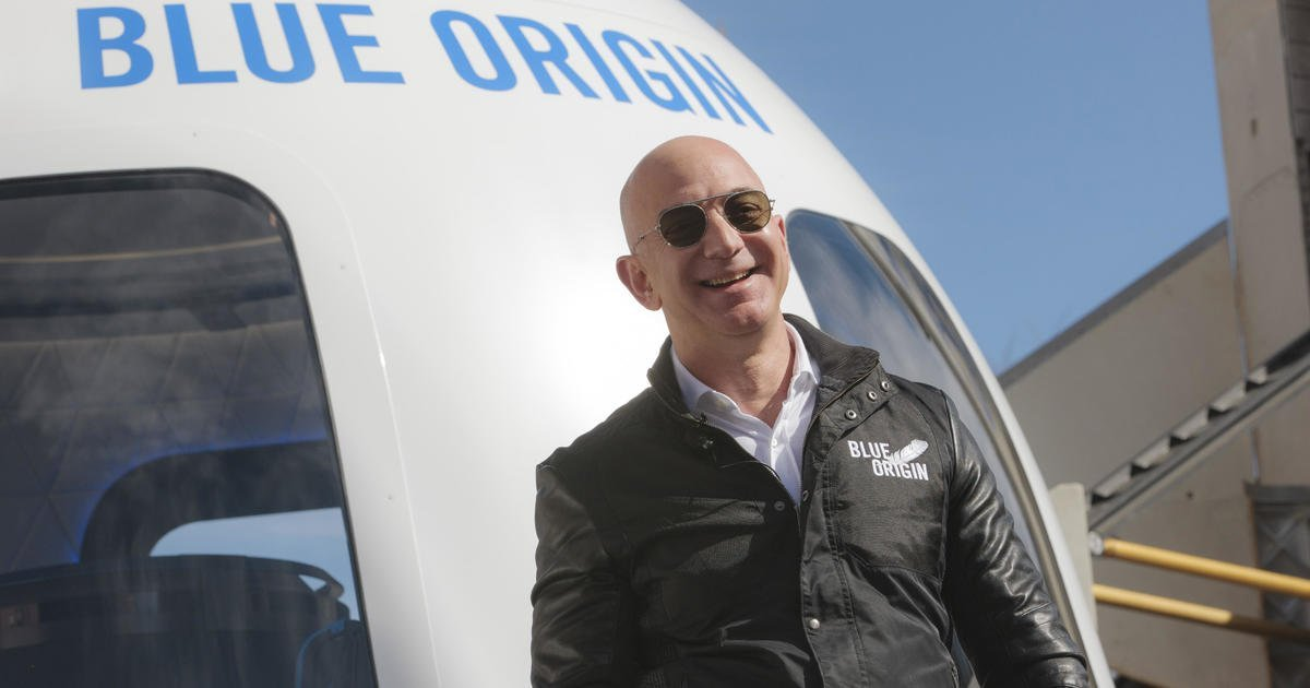 Jeff Bezos is going to space: What to know