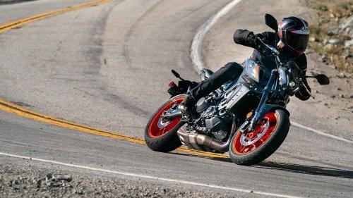 Yamaha Builds A Better Triumph - 2021 MT-09 Review