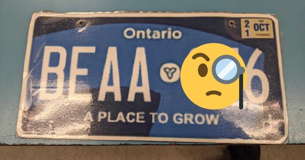 A Toronto Driver Got 28 Tickets In 10 Days & The Latest Is Ridiculous