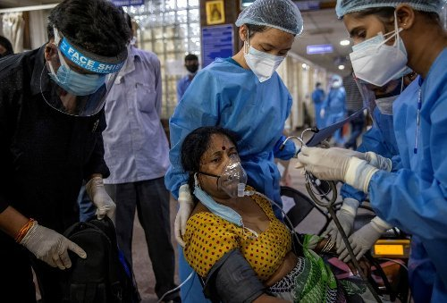 India's Worsening COVID-19 Crisis, Pleas for Oxygen, and How You Can Help