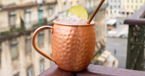Master the Moscow Mule This Weekend