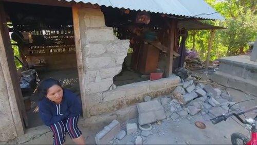 Bali earthquake: Buildings damaged as 4.8-magnitude tremor strikes island