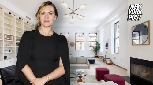 Kate Winslet closes deal on $5.3M Chelsea duplex with shell company
