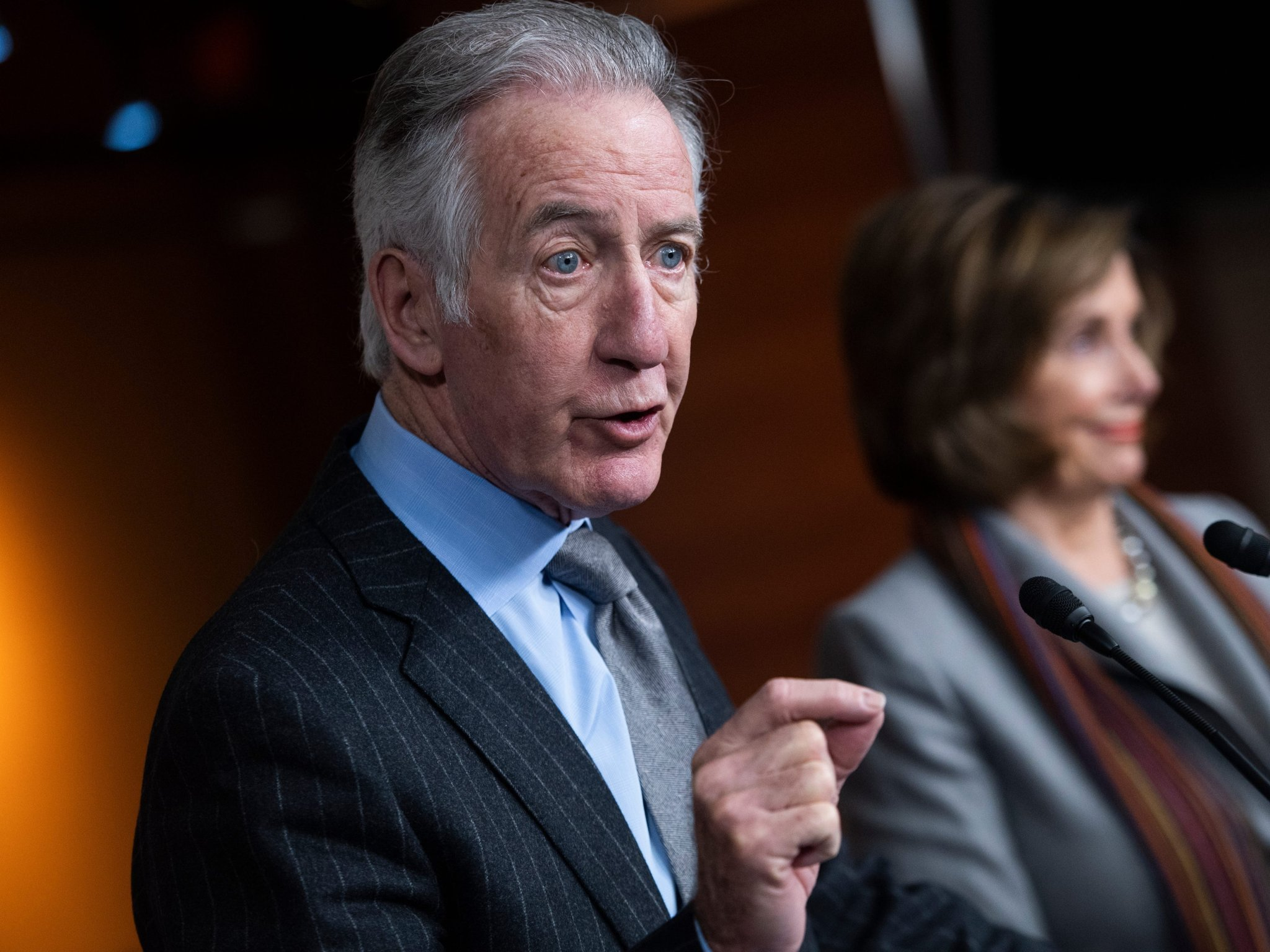 House Democrats unveil plan to raise taxes on Amazon, Microsoft, and other wealthy corporations and Americans making over $5 million