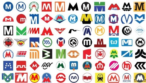 77 Ways to Design the Letter 'M'