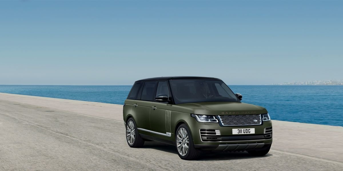 'Ultimate' Range Rovers are here
