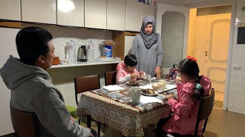'I can't stop thinking about my sisters': Afghan evacuees in Italy fear for relatives back home