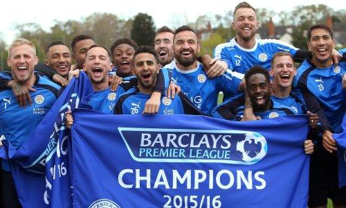 Leicester City's fairytale Premier League win cover image
