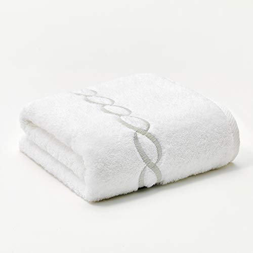Luxurious Egyptian cotton towels