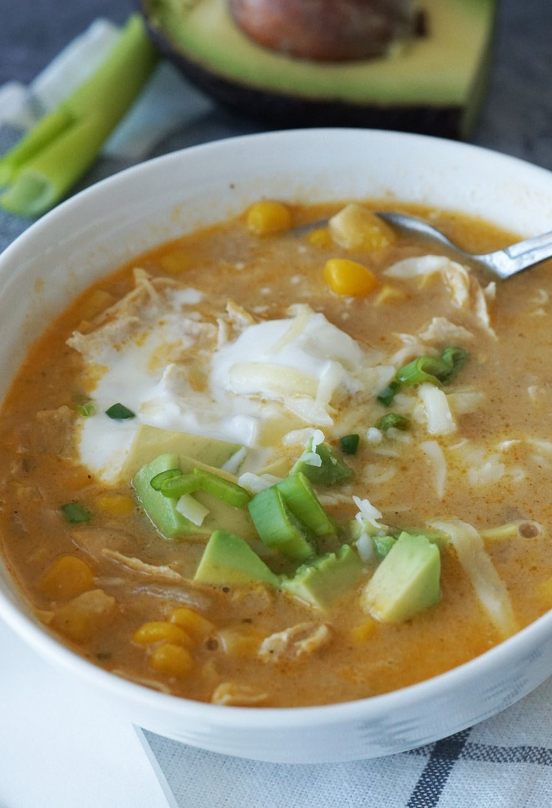 Super Tasty Instant Pot Chili & Other Soup Recipes