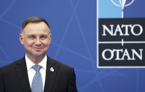 Poland's president sees need for law change after EU censure
