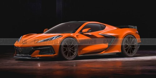 Hear the shrieking C8 2023 Chevy Corvette Z06 in this first official clip