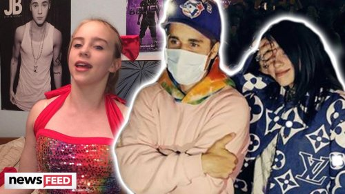 Billie Eilish REVEALS How Justin Bieber Helps Her With Fame
