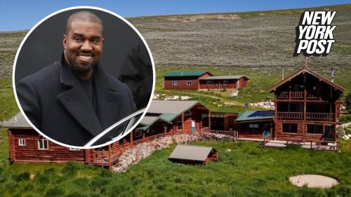 Inside Kanye's -therapy- ranch where 'Donda' came to life post-divorce
