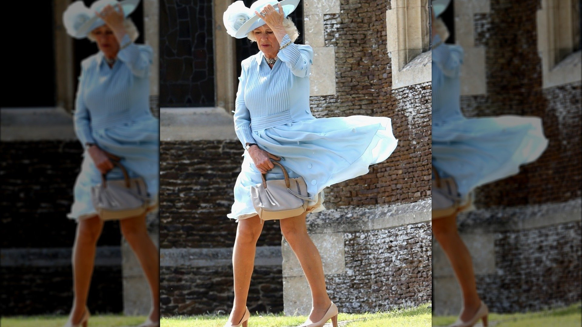 Royal Wardrobe Malfunctions That Had The World Cracking Up