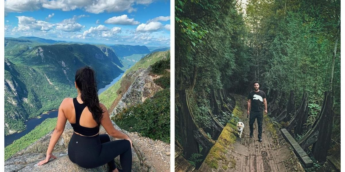 12 randonnées à mettre sur ta « bucket list » pour bouger cet été au Québec