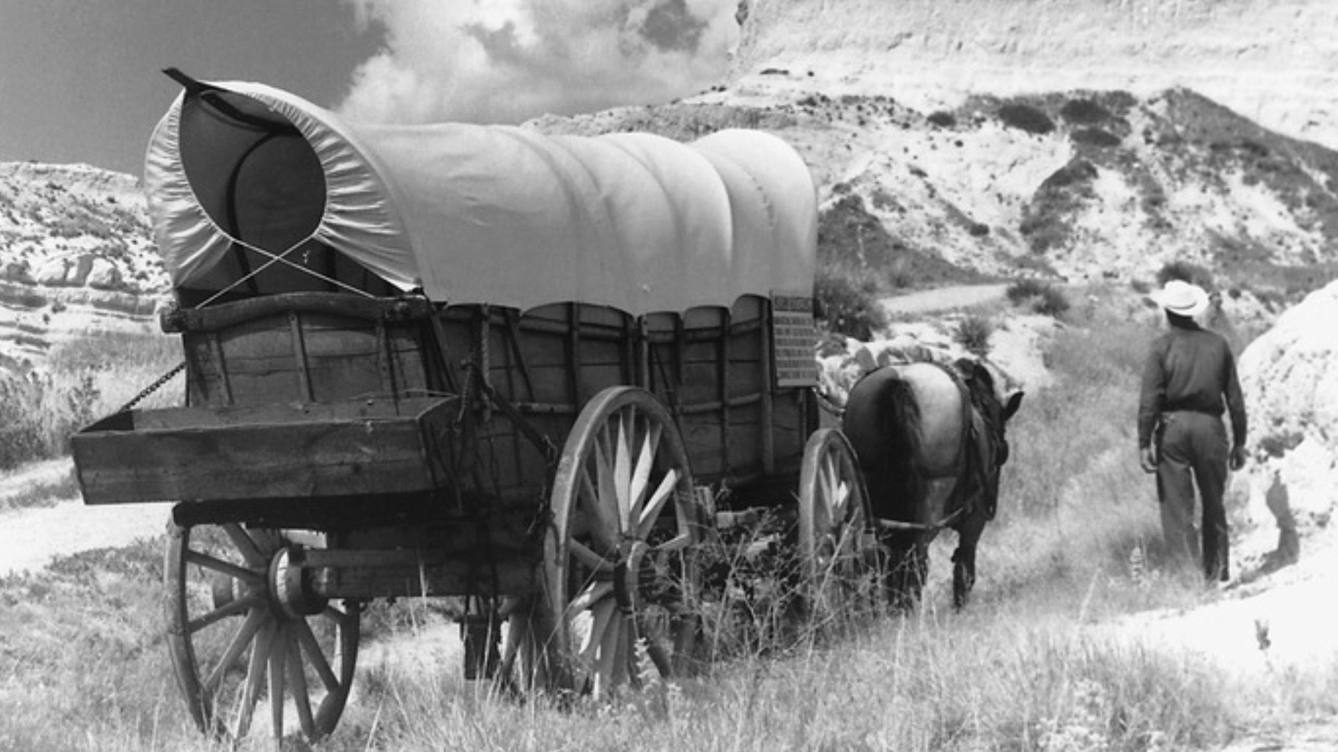Here's What It Was Really Like To Pioneer On The Oregon Trail