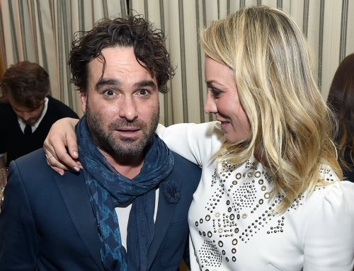 Kaley Cuoco 'Running Back To' Ex Johnny Galecki After Filing For Divorce?