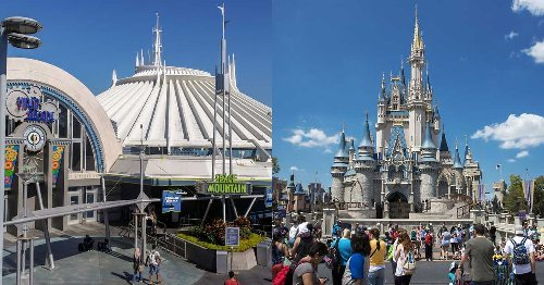 Here Are The 9 Best Disney World Rides According To Each State In The US