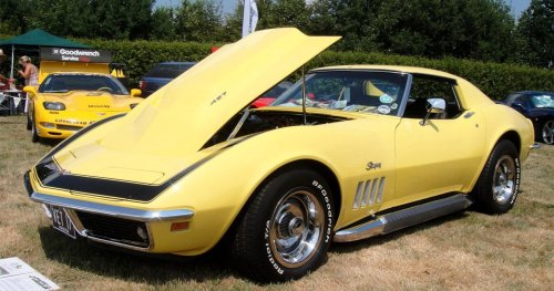 10 Extremely Rare Sports Cars You'll Never See On The Road