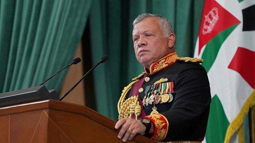 'Sedition has been nipped in the bud,' says Jordan's King Abdullah II