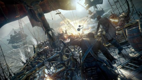 ICYMI: An Assassin's Creed: Black Flag Multiplayer Extension is in Dev Hell