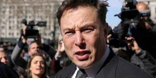 Elon Musk made $37 billion in one day