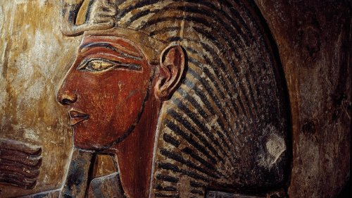This pharaoh's tomb was missing its mummy and more intriguing historical tales