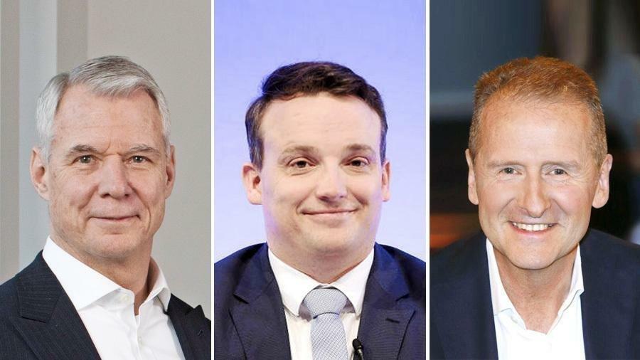 Linde, SAP, VW: Das sind die Bestverdiener unter den Dax-Chefs
