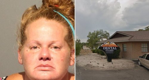 Woman 'breaks into dentist', pulls 13 teeth from patient