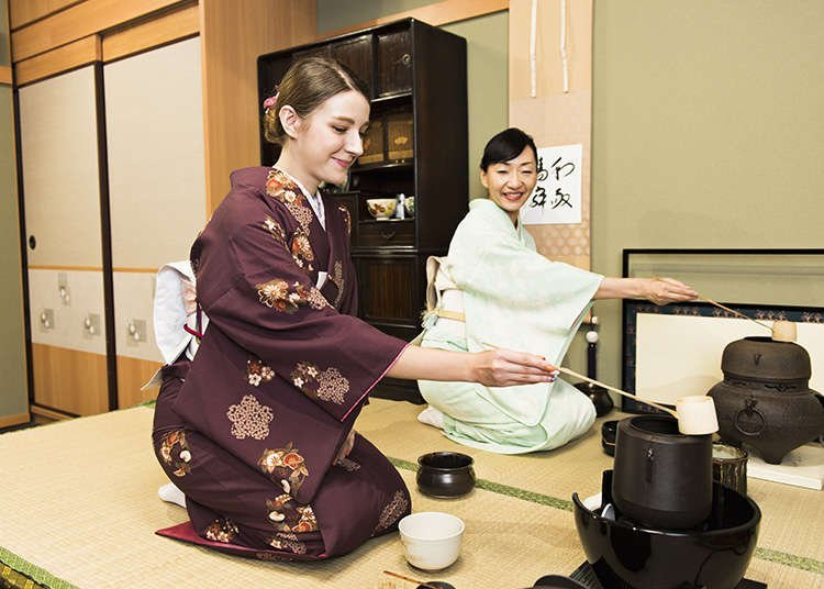 Not All Japanese Tea is Green!?